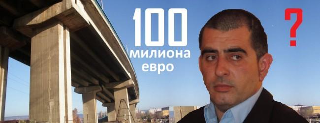 ПОКОЙНИК ЩЕ ПРОЕКТИРА АСПАРУХОВ МОСТ 2 !