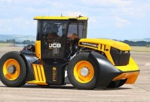 Да вдигнеш 218 км/ч… с трактор!