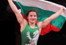 Биляна Дудова спечели световната титла на първенството по борба в Осло
