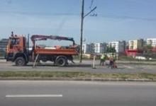 Варна: Вече започнаха ремонтите на ремонтите! Днес нарязаха и чисто новия бул. 3 март!