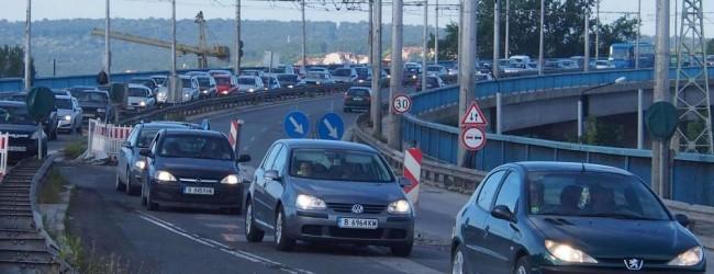 Тази вечер Аспарухово излиза на протест за спешен ремонт на Аспарухов мост