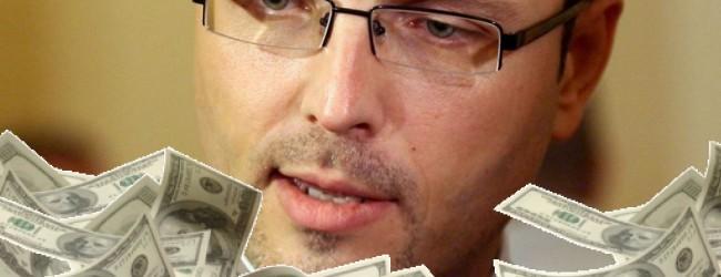 Стоян Мавродиев сам се е назначил за директор на дъщерни дружества на ББР и взима 36 000 лв. на месец