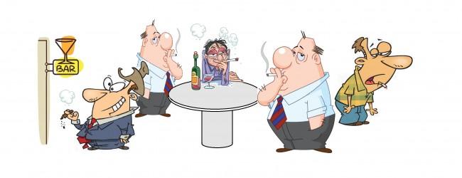 Махаме забраната за пушене в заведенията?