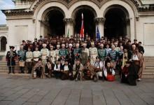 """Национално дружество """"Традиция"""" излиза на протест заради конфискуването на антични им оръжия от МВР"""
