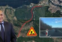 Половин година асфалтират 8 км от АМ Черно море! Изборите ли чакат от АПИ, че не пускат движението?!?