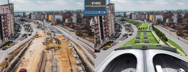 "Новият булевард "" Васил Левски"" – възможните алтернативи на проекта"