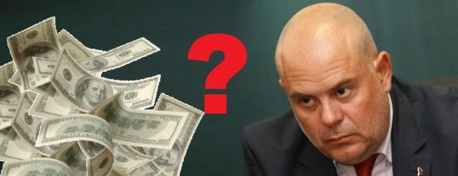 Гешев премълча кредити за над 500 млн.лв. от КТБ за фирми на ДПС и Пеевски