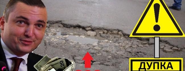 Осъдиха Община Варна заради две срязани гуми по варненските улици