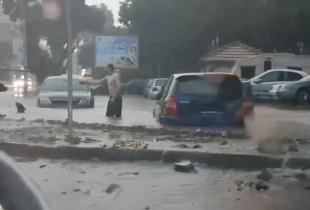 """Видимите резултати: Мегабулевардът """"Левски"""" струващ над 100 милиона под вода след поредния дъжд"""