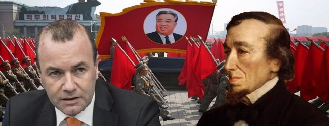 Дизрaели, Вебер и Северна Корея