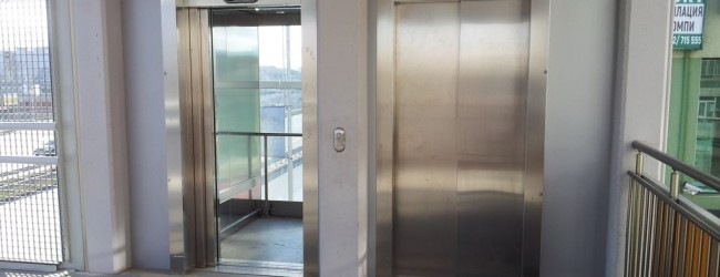 Най-добра градска среда??? При над 120 млн. лева за бул. Левски асансьорите на пасарелките не работят