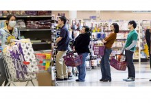 Нови по-строги ограничения: През 2 метра пред магазините, а възрастните максимум по двама