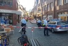 Европа отново е под атака: Бус се вряза в тълпа в Мюнстер, има загинали