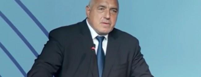 Бойко Борисов: Хората емигрират заради климатичните промени