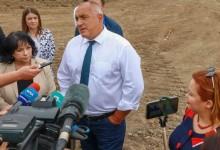 Новият обходен път на Габрово даде фира само 2 седмици след откриването му от Борисов