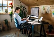 Как да организираме най-ефективно работата си от вкъщи по време на самоизолация