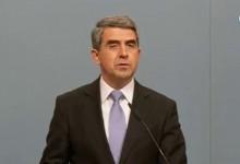 Президентът Плевнелиев отказва да състави служебно правителство