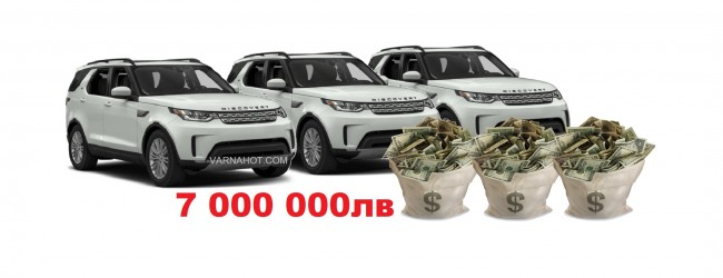 Пир по време на чума: МВР няма пари за заплати, но харчи милиони за луксозни джипове