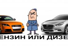 Дизелов или бензинов мотор – кое е по-малкото зло?