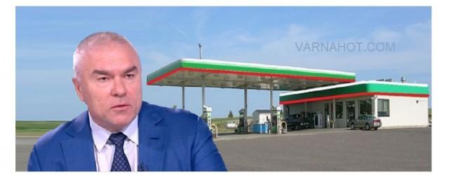 Веселин Марешки пак поиска да прави държавните бензиностанции