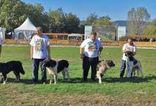 КУЛТ: Участниците на 15-то животновъдно изложение в Сливен посрещанаха Борисов с тениски с неговия образ