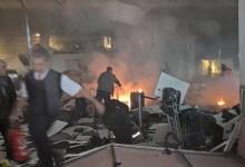 """Извънредно: Терористи атакуваха летище """"Кемал Ататюрк"""" в Истанбул! Има най-малко 30 убити и много ранени (снимки и видео)"""
