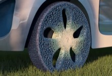 Michelin ще прави гуми от дървесина