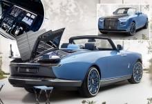 Най-скъпата кола в света – Rolls-Royce Boat Tail струващ умопомрачителните 28 милиона $