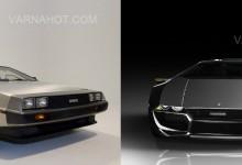 DeLorean възраждат култовия си модел DMC 12