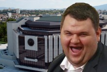 """Национална инициатива на организацията БОЕЦ: Пеевски да е """"Лице на България"""", тя и без това е негова"""