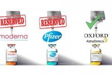 """Пазят ли се за """"привилегировани"""" ваксините на Pfizer/Biontech и Moderna?"""