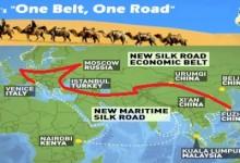"""Китай ще инвестира над 50 милиарда долара в проекта """"Един път – един пояс""""! България е аут от мегапроекта?"""