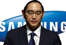 Шефът на Samsung влезе в затвора заради корупция