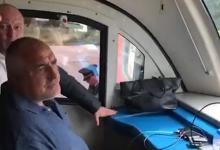 """Когато ТОЙ кара влака няма да има """"тадуф-тадуф""""!"""