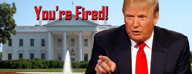 Първи стъпки: Доналд Тръмп уволни 80 посланици