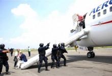 Терористи похитиха либийски самолет