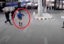 """Въоръжен с нож мароканец бе заловен след като нападна испански полицаи с викове """"Аллах акбар"""""""