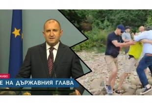 Президентът Радев поиска контрол над НСО и махане на охраната на Пеевски и Доган
