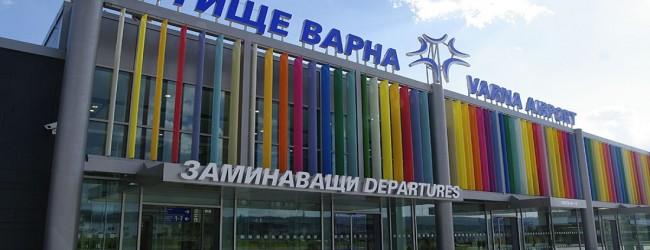 Добрата новина: Летищата във Варна и в Бургас отчитат рекордни резултати тази година