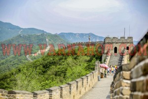 People travel to the Great Wall of China to see one of the Wonder of the World in person.