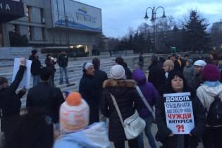 """Викове """"Оставка"""" огласиха Община Варна! Кметът не посмя да излезе навън!"""