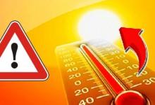 Оранжев код за опасна жега в цялата страна утре