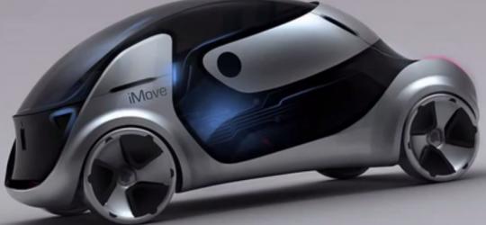 Apple призна за разработките за автономни коли