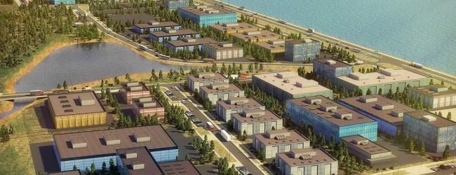 В индустриална зона Бургас отворят 14 нови завода! А във Варна кога?