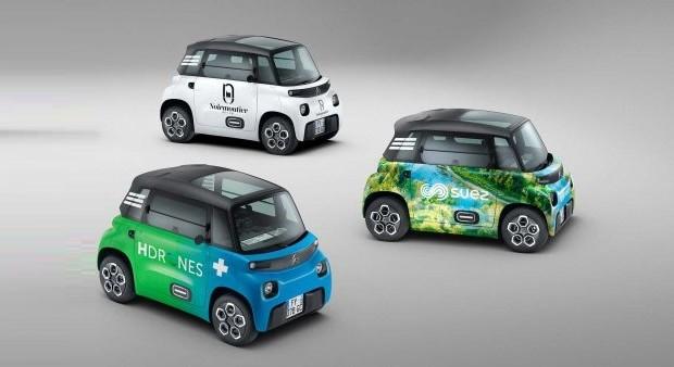 Citroen пусна електромобил за 6500 евро