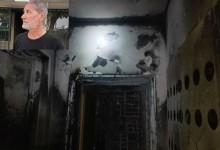 Запалиха дома на бургаски репортер