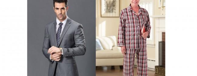 Ефектът Covid-19, или как пижамите замениха костюмите