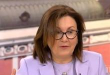 Бъчварова отново неадекватна:Напрежението в Раднево било заради предстоящите президенстки избори!