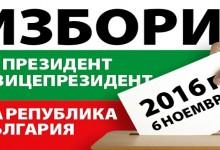 ИЗБОРИ 2016: 41.93% избирателна активност към 17 ч.