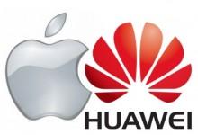 Китайската Huawei мина по продажби Apple